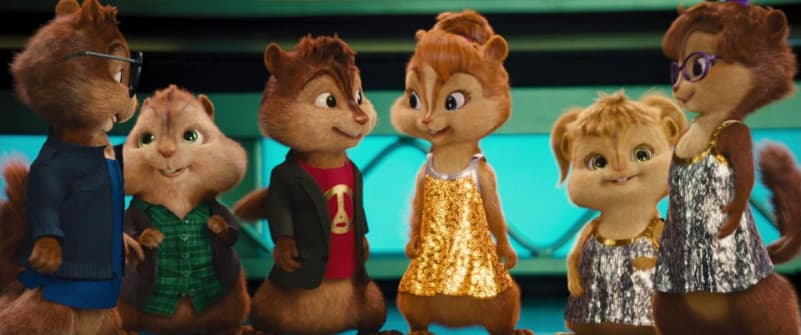 Alvin and the Chipmunks, The Squekquel